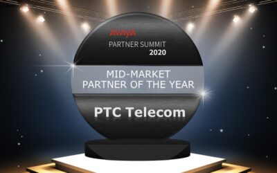 Die PTC ist Avaya Mid-Market Partner of the year