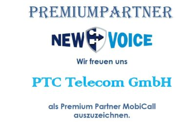 Professionals´ Telecom sind Premium Partner der New Voice International